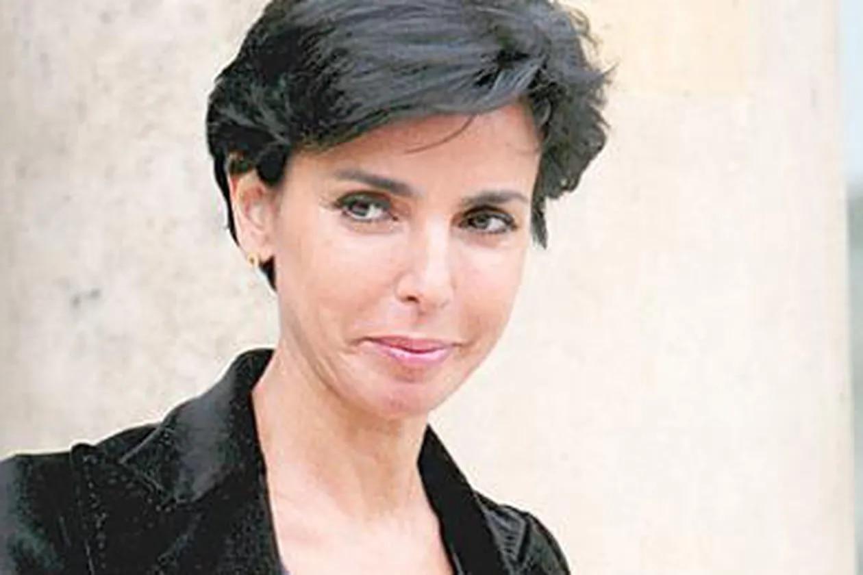 Rachida Dati, candidate conservatrice à la mairie de Paris